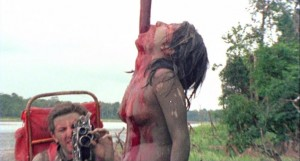 Fake Cannibal Woman